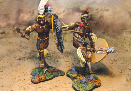 Mbonambi Wounded Set