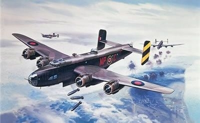 Handley Page Halifax BIII