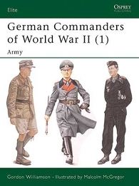 German Commanders of World War II (1)