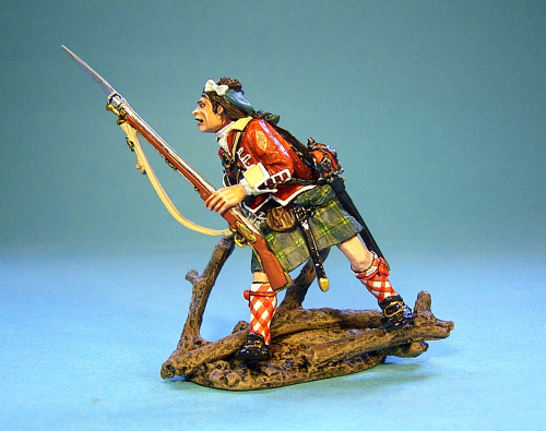 42nd REGIMENT OF FOOT - Advancing #5