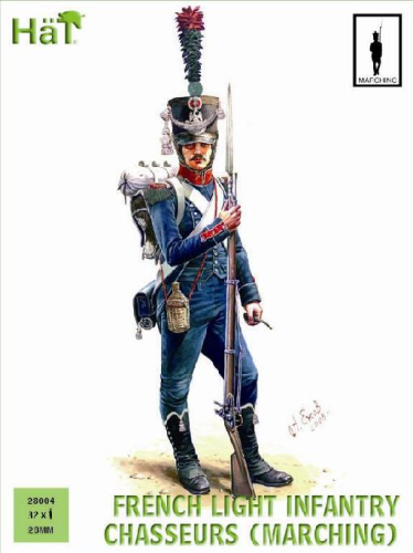 French Chasseurs (Marching)
