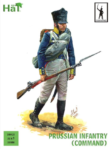 Prussian Infantry (Command)