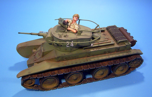 T-26 Model 1935, Republican Light Tank
