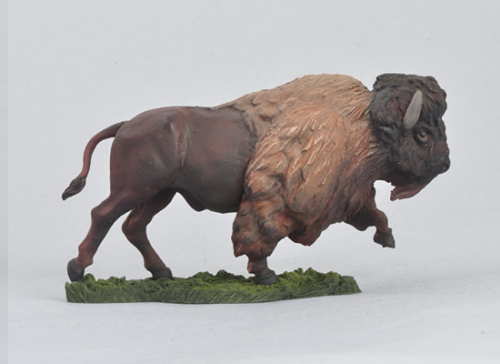 GALLOPING BUFFALO