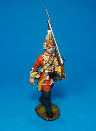 British, 35th Regiment of Foot,Grenadier Marching #1