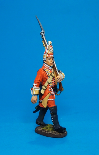 British, 35th Regiment of Foot,Grenadier Marching #2