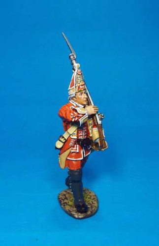 British, 35th Regiment of Foot,Grenadier Marching #3