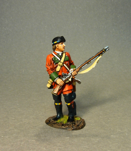 Private Jenkins, 55th Foot Regiment
