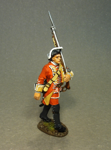 British, 35th Regiment of Foot, Line Infantry Marching #2