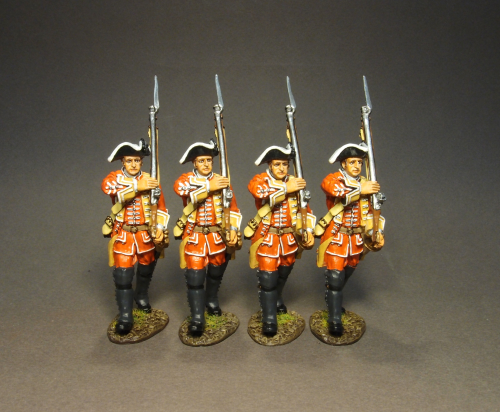 British, 35th Regiment of Foot, Line Infantry Marching #3