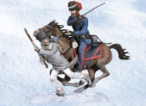 Cossack Charge