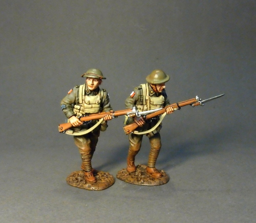 2 Infantry Advancing