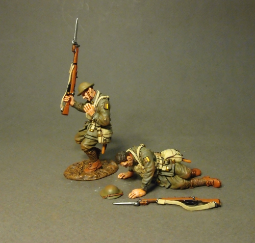 2 Infantry Wounded