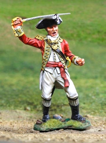 British Grenadier Officer
