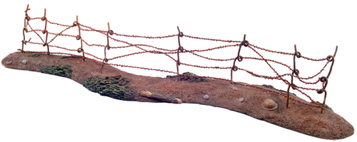 WWI Barbed Wire Section