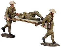 1916 British Regimental Aid Post Set No.3, Stretcher Bearer Set