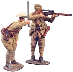 1916 British Infantry Sniper Set