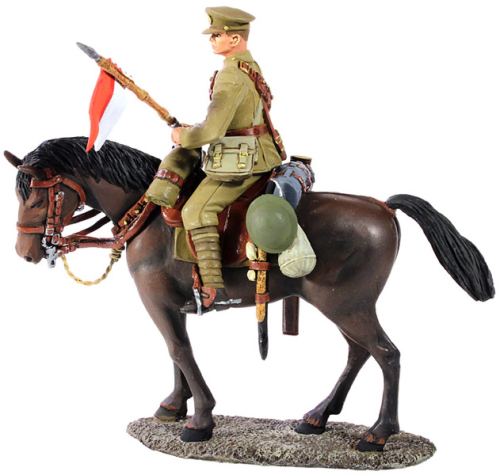 1916-18 British Lancer Mounted No.1
