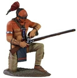 Eastern Woodland Indian Priming Musket
