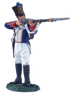 French Line Infantry Fusilier Standing Firing No.2