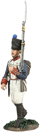 French Line Infantry Fusilier Marching No.1