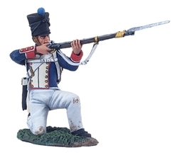 French Line Infantry Fusilier Kneeling Firing No.1