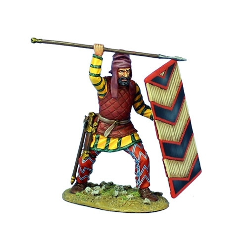 Persian Heavy Infantry Shield Bearer #1