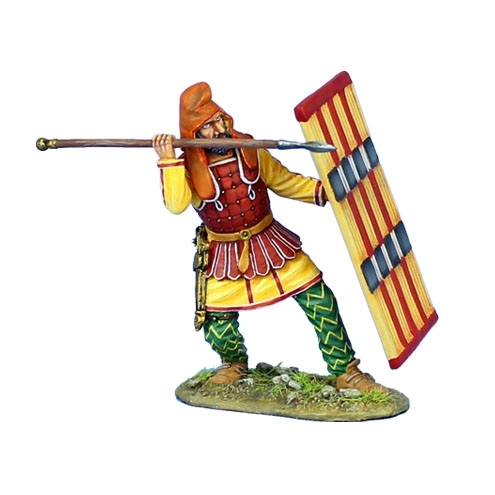 Persian Heavy Infantry Shield Bearer #2