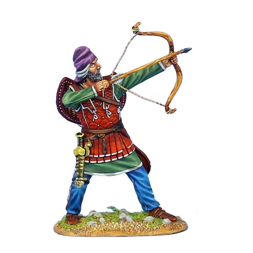 Persian Archer Firing