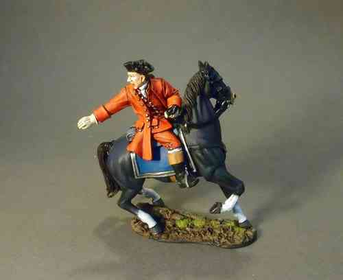 Colonel George Washington, Battle On The Monongahela