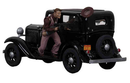 Dillinger's Escapade Car, 54mm