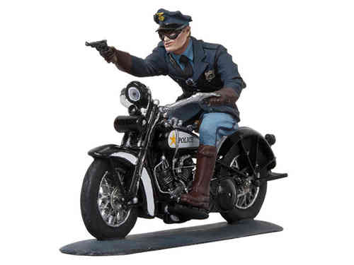 Motor Cop - Shooting, 54mm