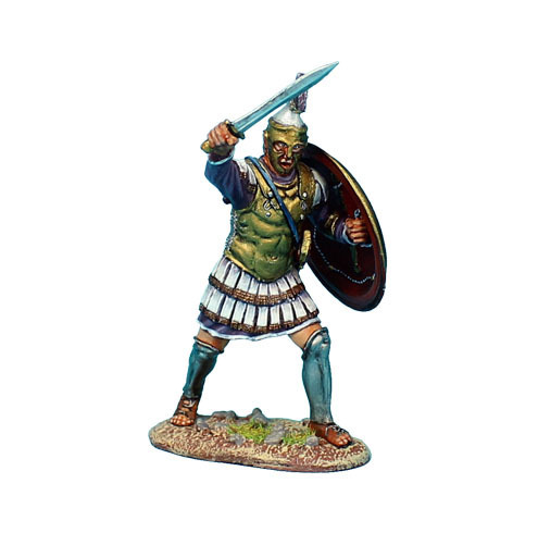 Macedonian Phalanx Commander