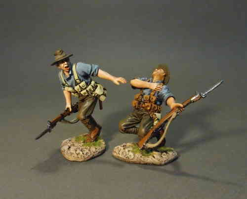 ANZAC Casualties (2 Pcs)