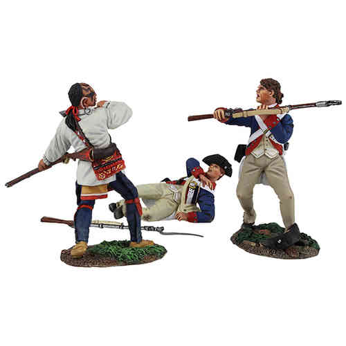 """Attack On The Military Road"" - 3 Piece Ltd. Ed. 450"