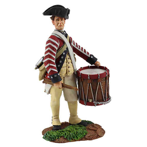 Continental Army 1st American Regiment Drummer №1