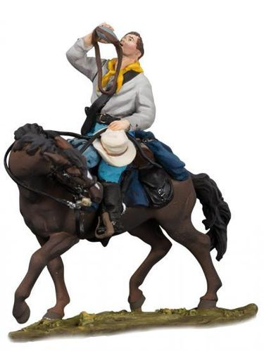 U.S. Cavalry Trooper, 1876