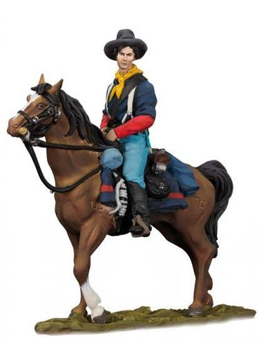 U.S. Cavalry Trooper 4, 1876