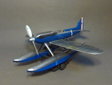 Speedbirds   Supermarine S. 6B, S1595  The Schneider Trophy 1913-1931,  Winner 1931