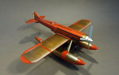 THE SPEEDBIRDS COLLECTION, WORLD SPEED RECORD 1933, MACCHI M.C. 72,