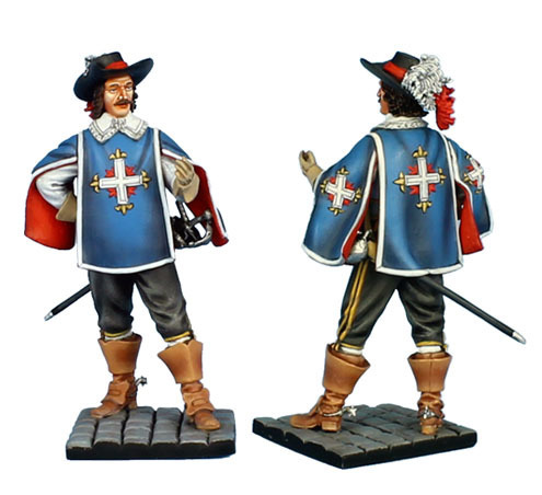 d'Artagnan - 1st Company Royal Musketeers