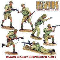 Britische 8th Armee