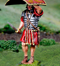 Roman Advancing Side