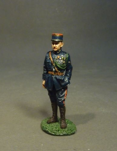 Capitaine Georges Guynemer, (1pc)