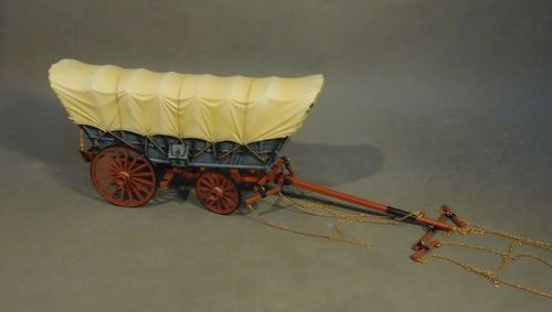 THE CONESTOGA WAGON, (6pcs)