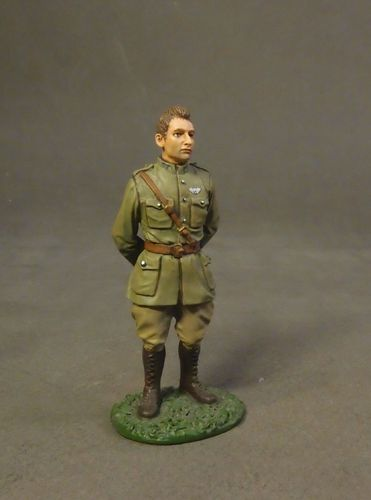GREY GOOSE COLLECTIBLES PROMOTIONAL FIGURE, WW1 AMERICAN PILOT (1pc)