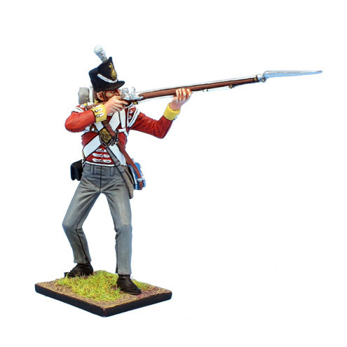 British 30th Regt of Foot Grenadier Standing Firing #1