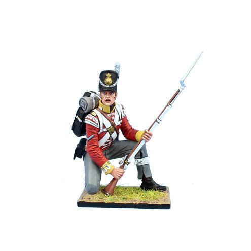 British 30th Regt of Foot Grenadier Kneeling Ready #3