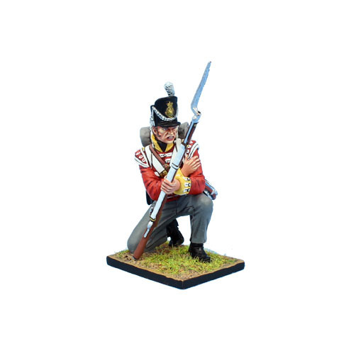 British 30th Regt of Foot Grenadier Kneeling Ready #4