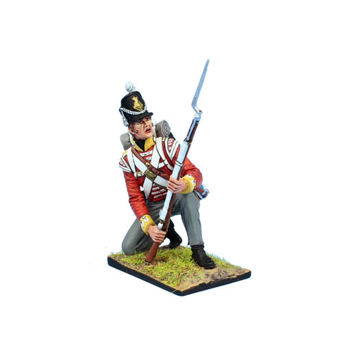 British 30th Regt of Foot Grenadier Kneeling Ready #5